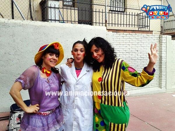 Animaciones cumpleaños infantiles Albacete