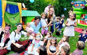 Fiestas cumpleaños infantiles Albacete.