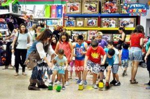 Fiestas cumpleaños infantiles Almeria.