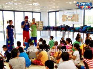 Fiestas cumpleaños infantiles en Albacete.