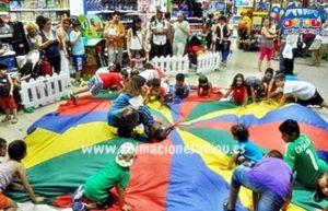 Fiestas de cumpleaños infantiles Almeria