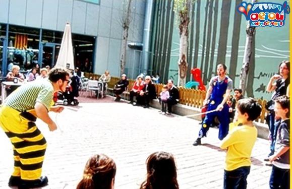 Juegos infantiles para fiestas y cumplea os - Juegos infantiles para jardin de fiestas ...