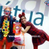 Payaso para cumpleaños Albacete
