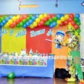 Payasos para cumpleaños en Castellón