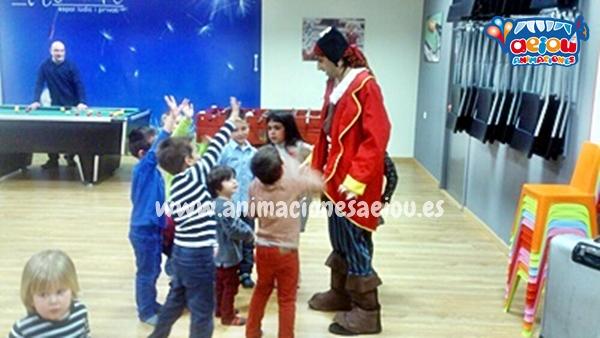 Animación para fiestas de cumpleaños infantiles en Castellón