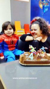 animación cumpleaños infantiles almeria