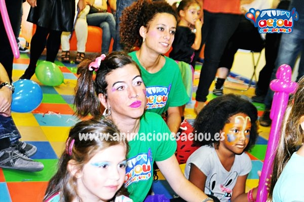 animadores cumpleaños Albacete