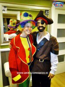 animadores fiestas cumpleaños infantiles Albacete