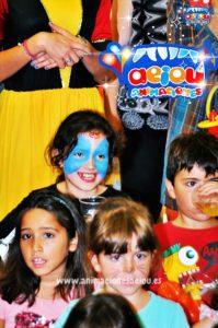Animadores de fiestas de cumpleaños infantiles en Castellón