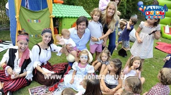 animadores para fiestas de cumpleaños infantiles en Almería