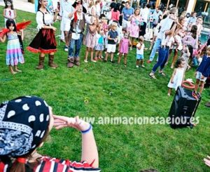 Fiestas temáticas Almería