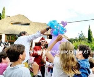Fiestas temáticas Almeria