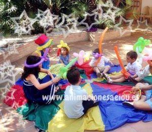 Fiestas temáticas Almeria.