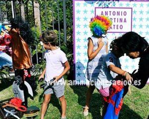 Fiestas temáticas en Albacete.