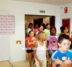 Fiestas temáticas en Almería