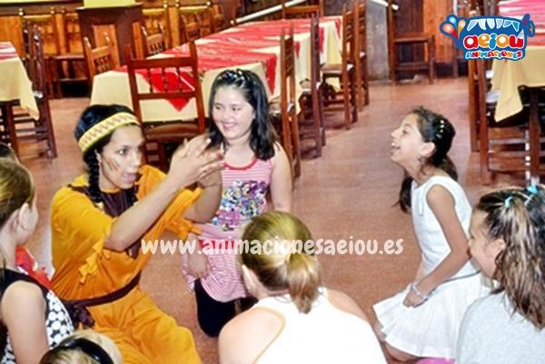 Animadores de bautizos en Almería