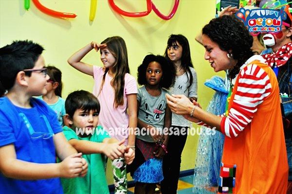 Animadores para bautizos en Valencia, Alicante, Murcia y Almería