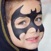 Cómo maquillarse de Batman