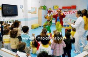 Fiestas de payasos en Valencia, Alimería, Alicante y Murcia