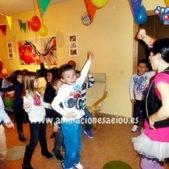 Fiestas infantiles en casa
