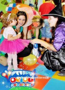 Magos fiestas cumpleaños infantiles Albacete