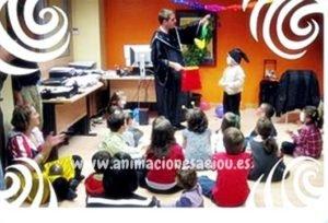 Magos infantiles en Albacete