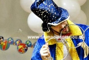 Magos para cumpleaños a domicilio en Albacete