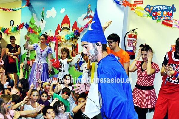 Magos para cumpleaños en Almería