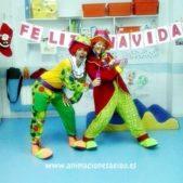 Payasos fiestas cumpleaños infantiles en Elche