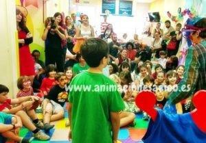 Payasos para fiestas infantiles en Elche
