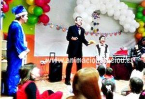 Actuación de mago para cumpleaños en Valencia, Alicante, Murcia y Almería