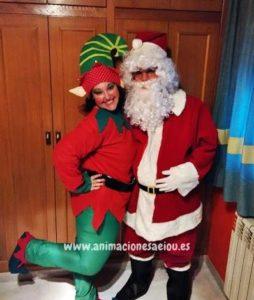 Animación para fiestas de navidad en Elche
