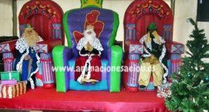 Contratación de Reyes Magos en Albacete