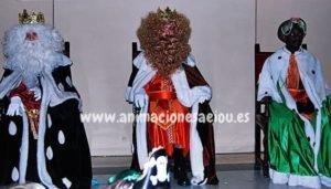 Contratar Reyes Magos en Albacete