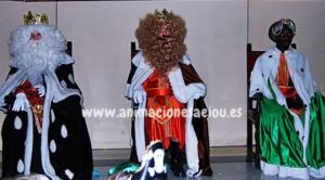 Fiestas infantil de Navidad en Albacete