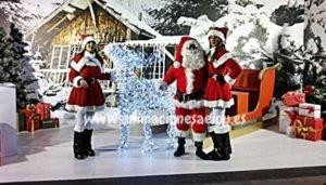 Fiestas infantiles de Navidad en Albacete
