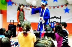 Magos para fiestas de niños en Elche
