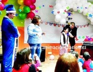 Magos para fiestas infantiles en Elche
