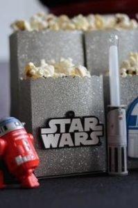 Organizar una fiesta Star Wars