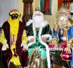 fiestas infantil navideña en Elche