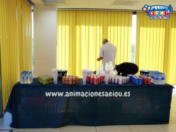 Catering infantil en Castellón a domicilio