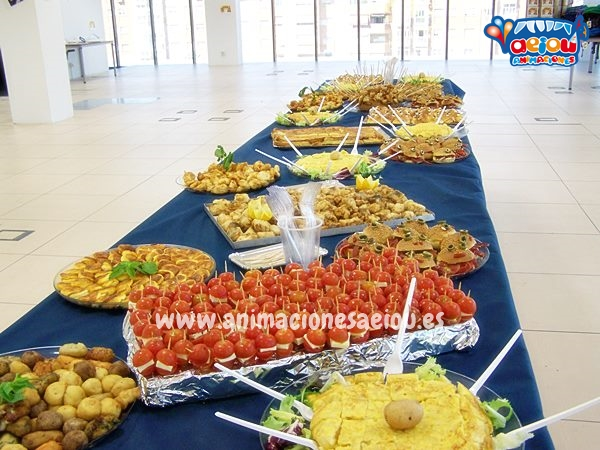 Catering infantil en Castellón