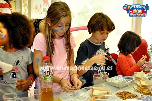 Catering infantil en almería