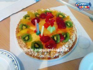 Catering para cumpleaños infantiles