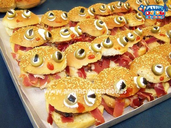 Catering para fiestas infantiles en Castellón