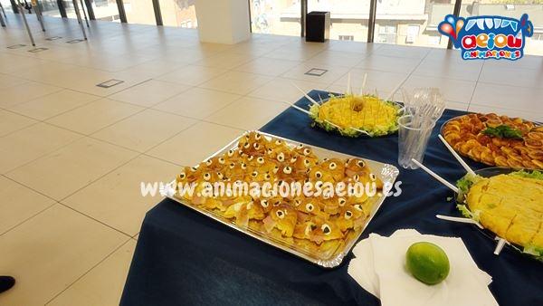 Menú de cumpleaños infantil en Albacete a domicilio