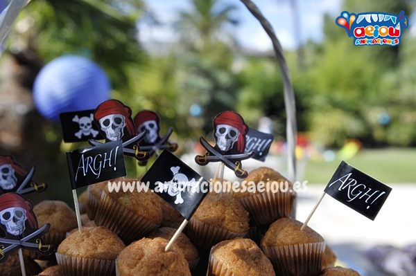 Menú de cumpleaños infantil en Castellón