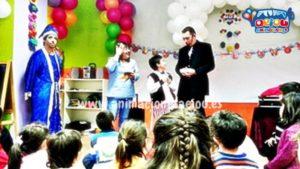 Fiestas de cumpleaños infantiles en Almería