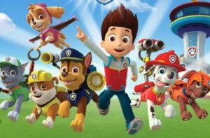 Animaciones para fiestas de cumpleaños infantiles de la patrulla canina en Elche