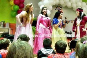 Cómo decorar una fiesta temática de princesas